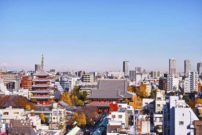 Stadsbeeld, Tokyo