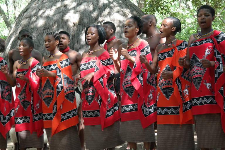 Lokale bevolking in eSwatini
