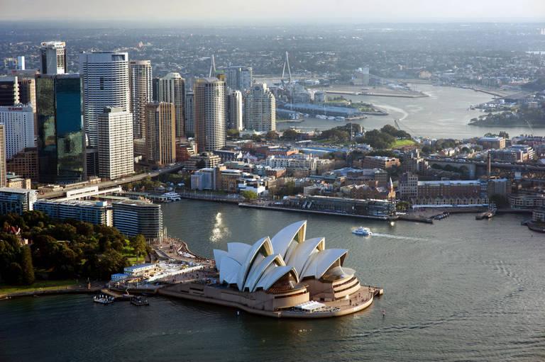 Skyline, Sydney