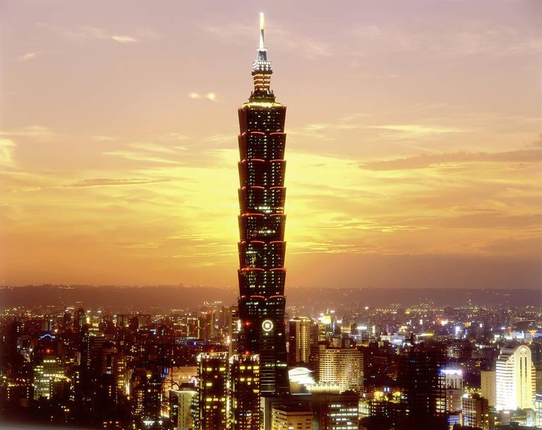 Toren van Taipei