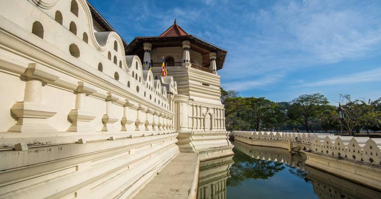 Tempel van de Tand, Kandy
