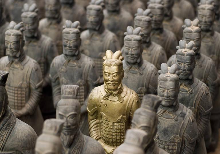 Terracotta leger, Xi'an