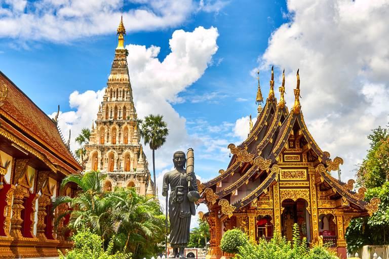 Wiang Kum Kam Tempel, Chiang Mai