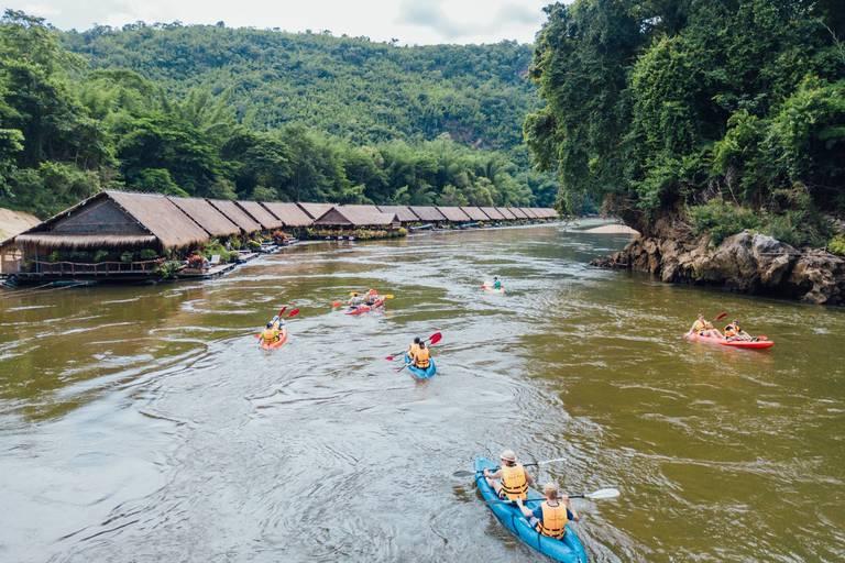 Jungle Rafts, River Kwai