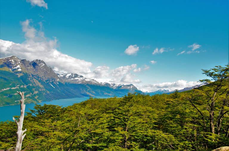 Tierra del Fuego nabij Ushuaia