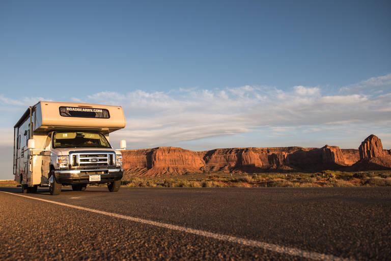road bear camper