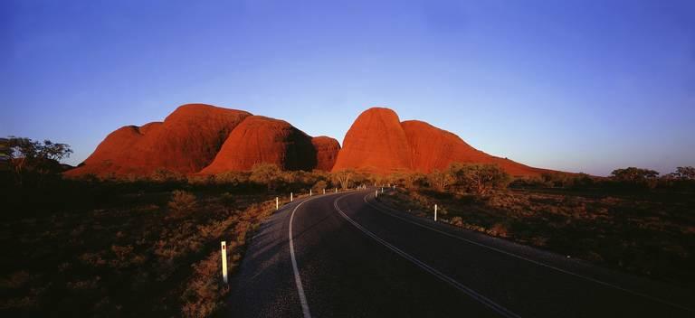 Uluru Rock