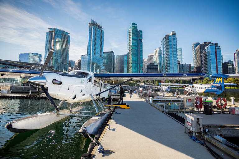 Vancouver Watervliegtuig