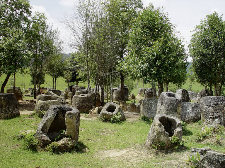 Vlakte der Kruiken, Phonsavan