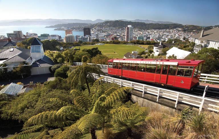 Kabelbaan, Wellington