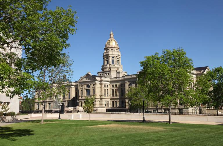 Capitol in Cheyenne