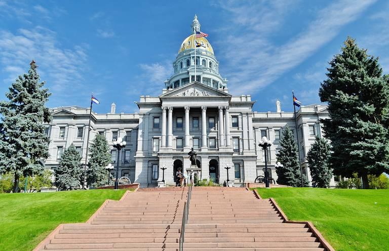 Capitol van Denver