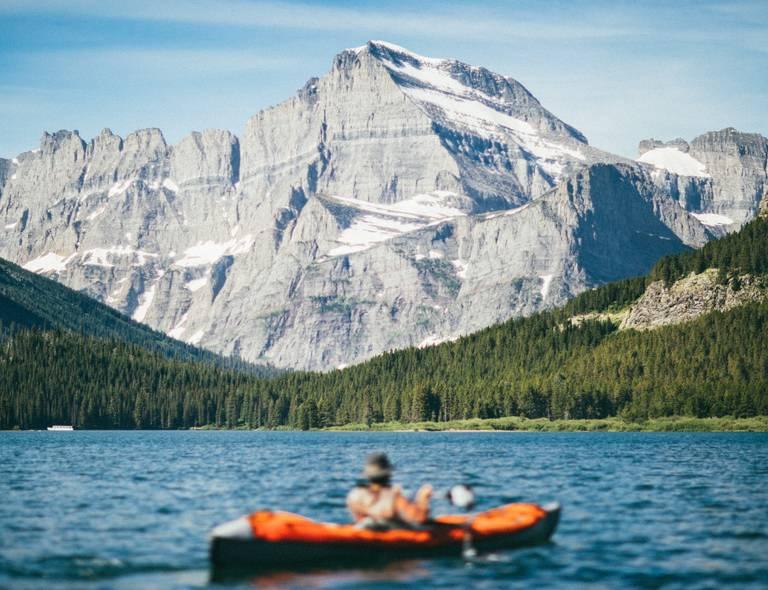 Glacier Nationaal Park