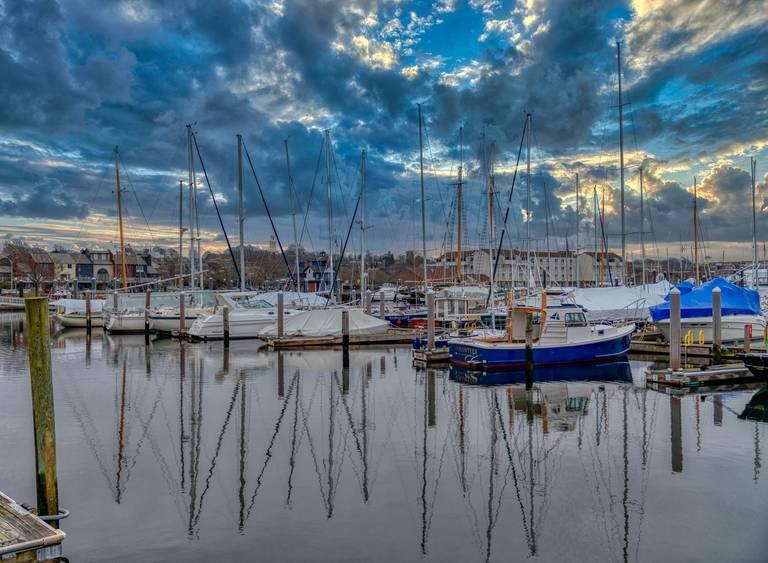Haven van Newport