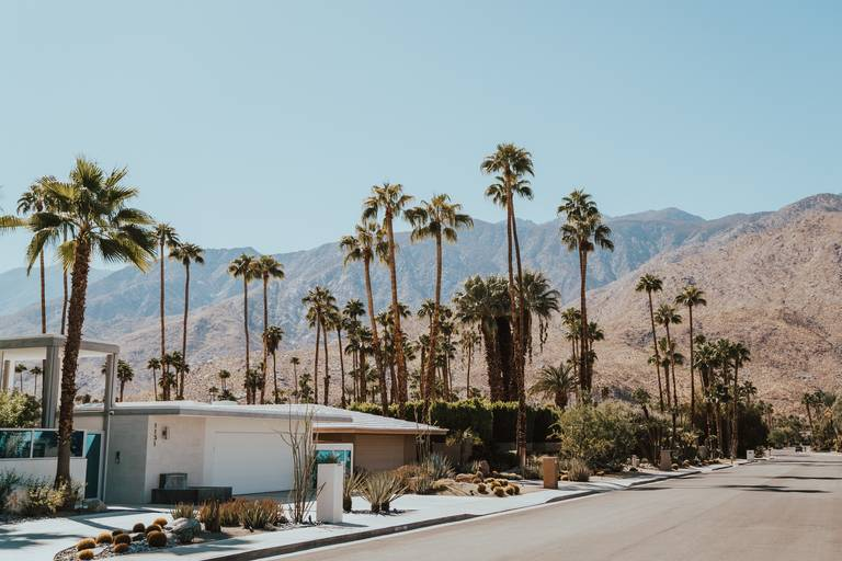 Palm Springs, Californië