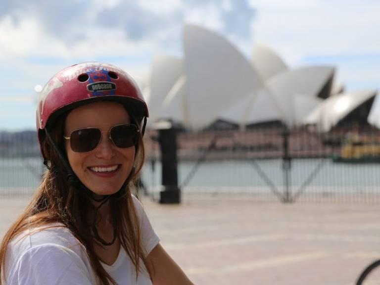 Fietsen door Sydney