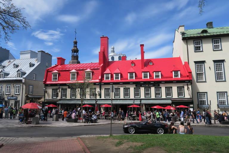 Sfeervol Quebec City