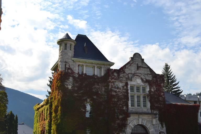 Historisch gebouw, Nelson