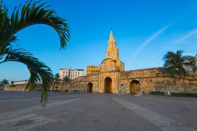 Centrale plein van Cartagena