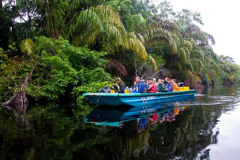 Boottocht Tortuguero
