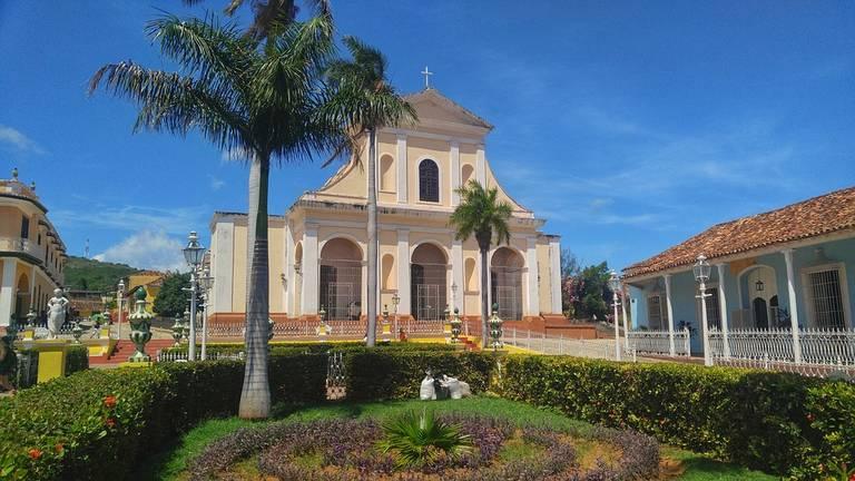 Kerk, Trinidad