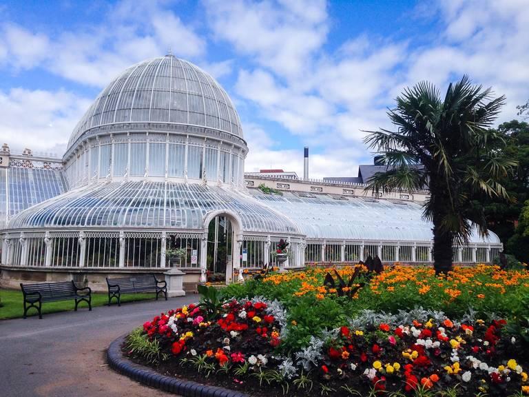 Botanische Tuin in Belfast