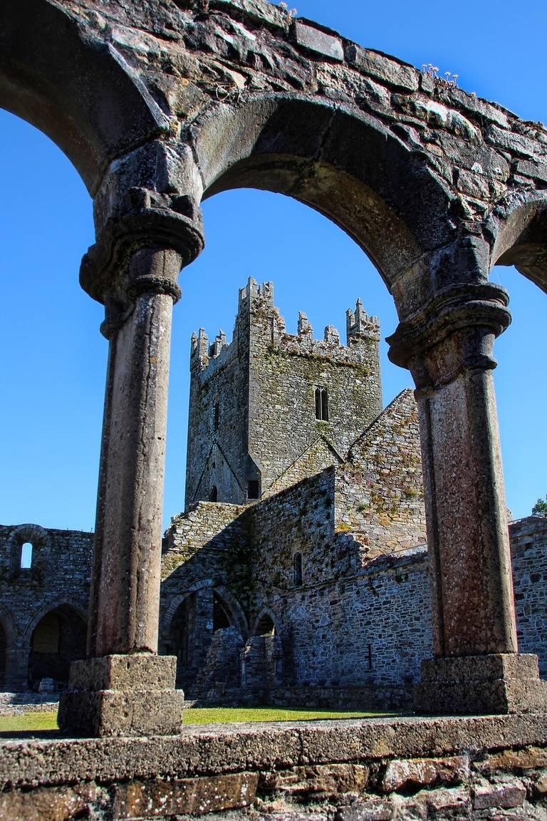 Jerpoint Abbey, Kerry