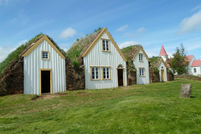 Huizen in Hof