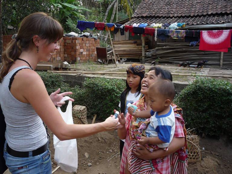 Lokaal gezin, Yogyakarta