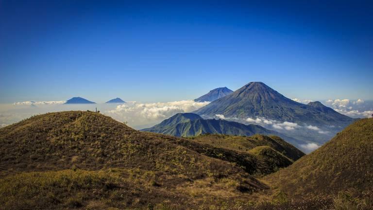 Mount Prau Wonosobo
