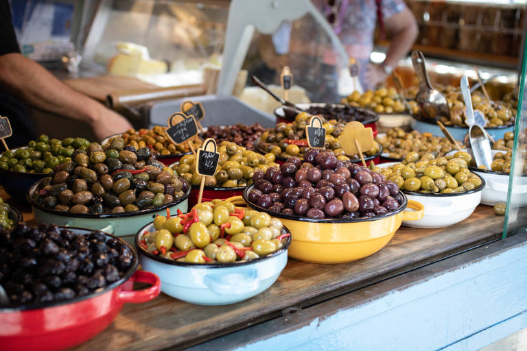 Markt in Jeruzalem