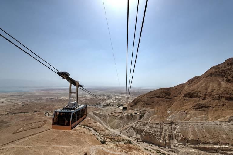 Kabelbaan Masada