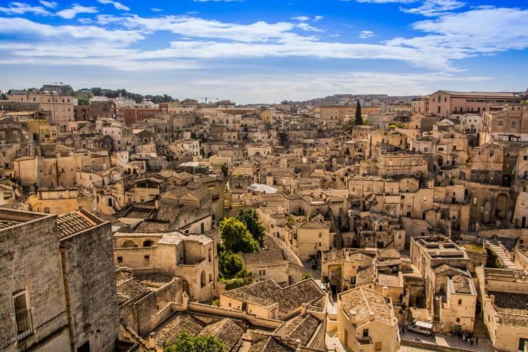 Matera, Italië