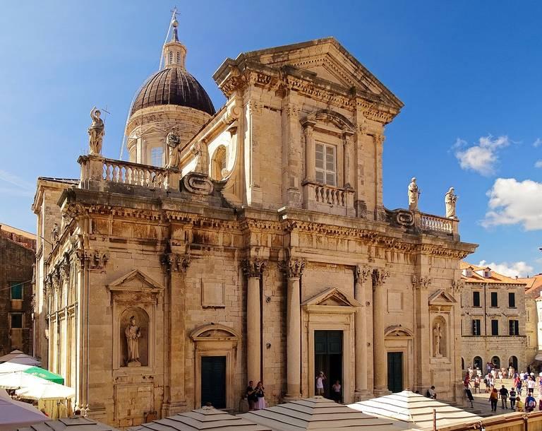 Velika Gospa Kathedraal in Dubrovnik