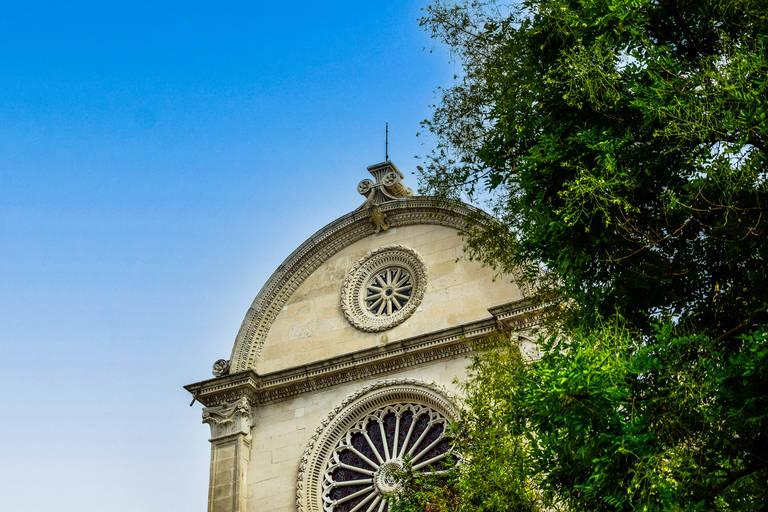De kathedraal van Sibenik
