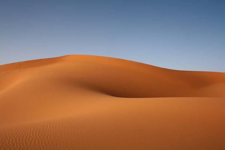 Woestijn van Erg Chebbi
