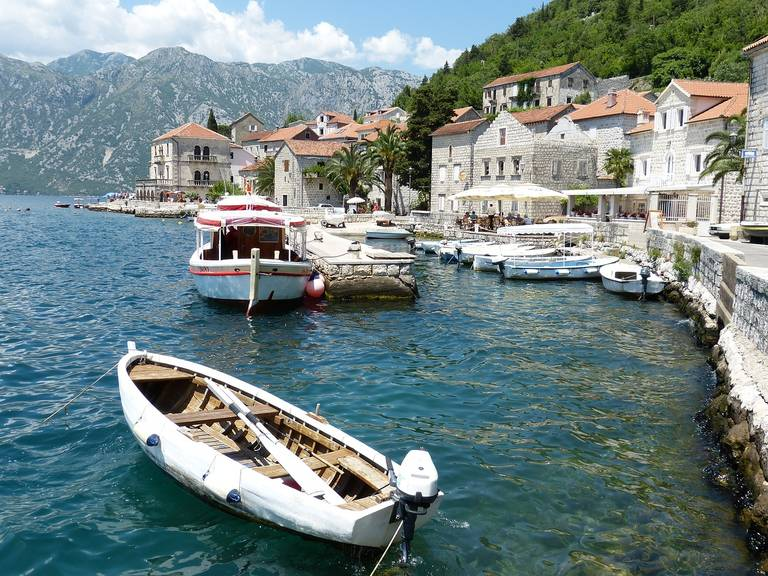 Lake Kotor Perast