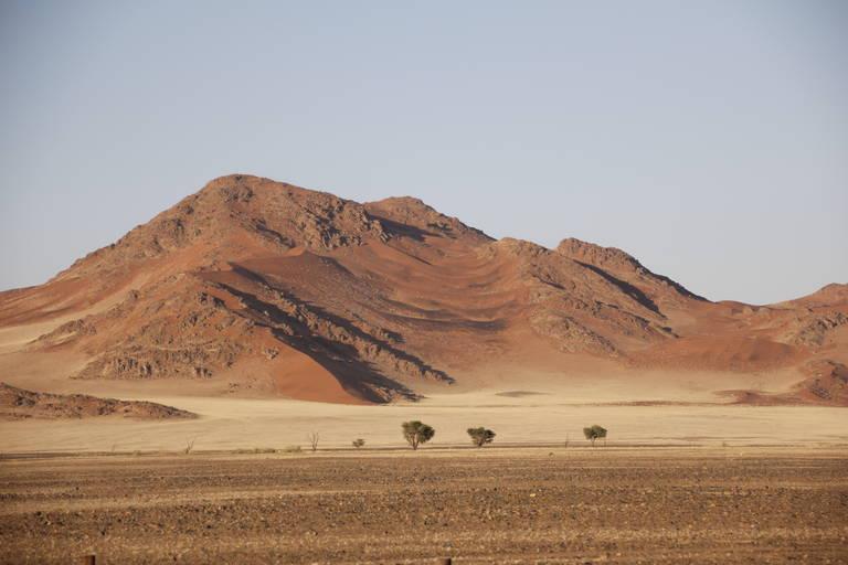 Landschap Sossusvlei