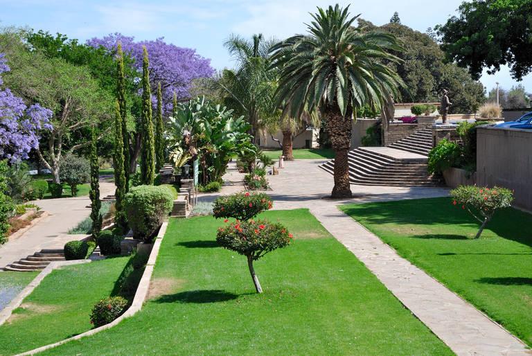 Tuin in Windhoek