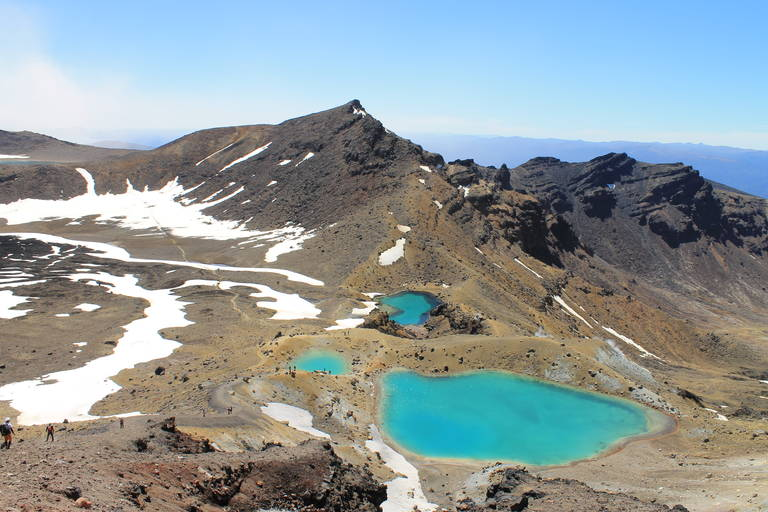Tongariro National Park, Noordereiland