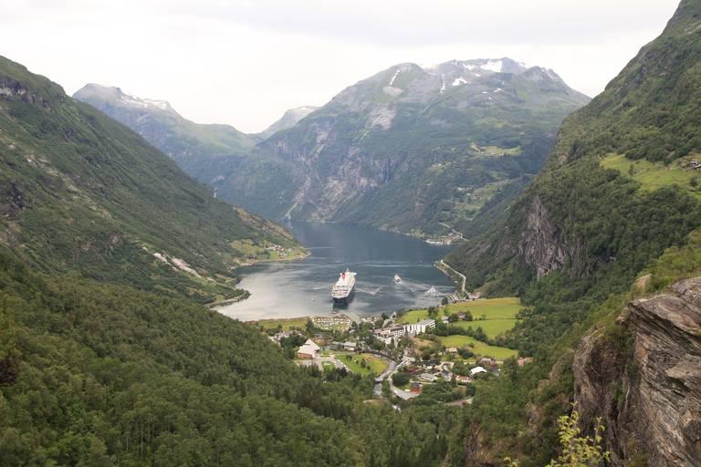 Geiranger fjord