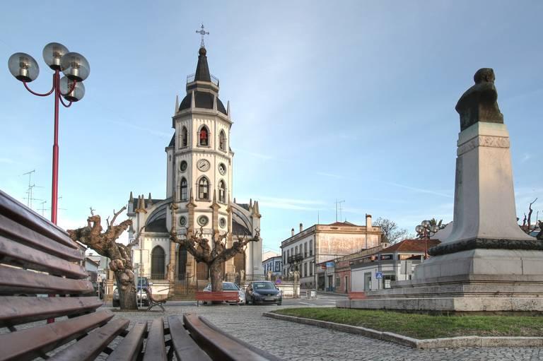 Kerk in Alentejo