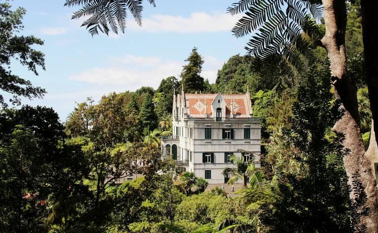 Landhuis in Funchal