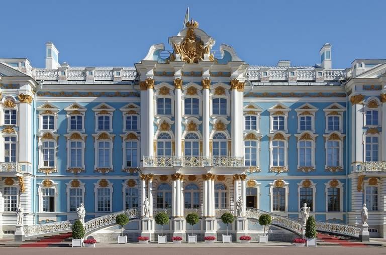 Catherinapaleis, St. Petersburg