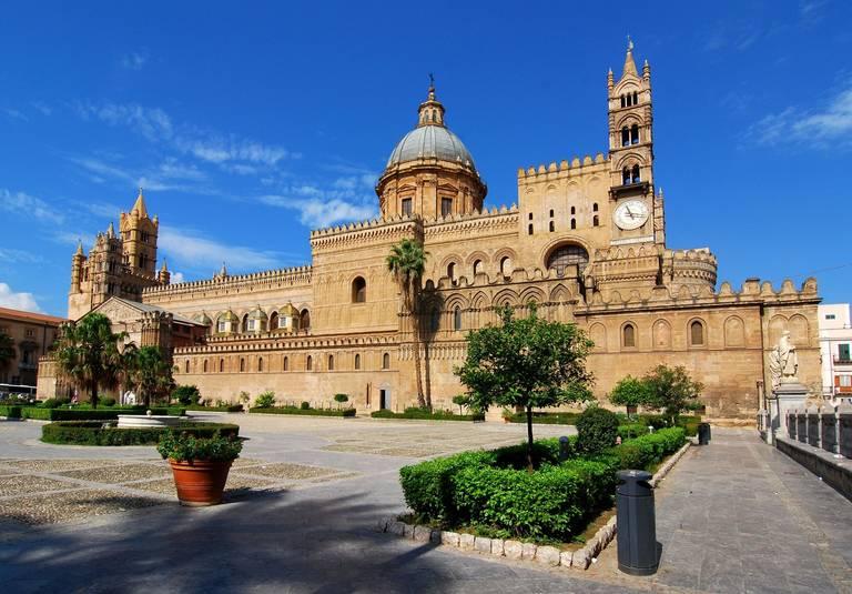 Palermo, Sicilië