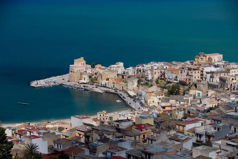 Trapani, Sicilië