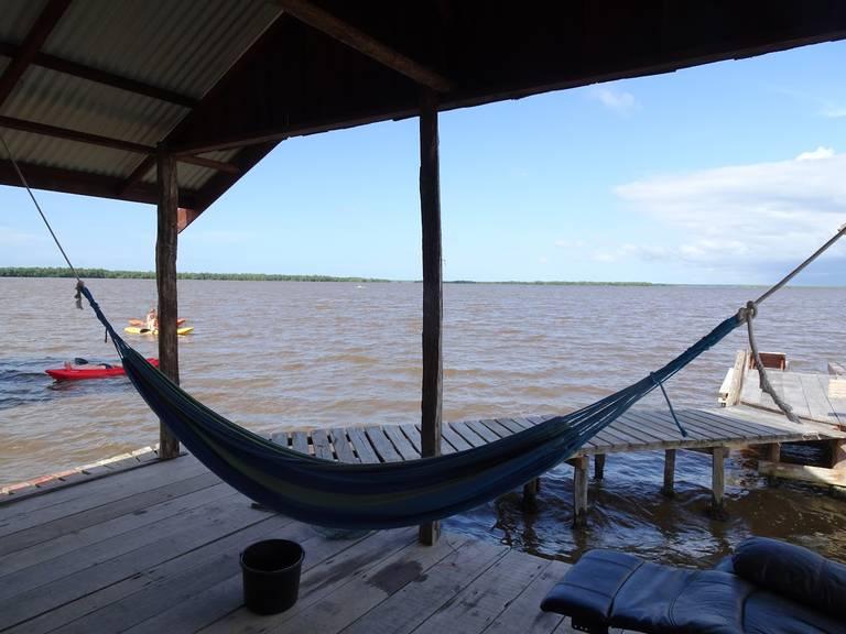 Relaxen bij Bigi Pan
