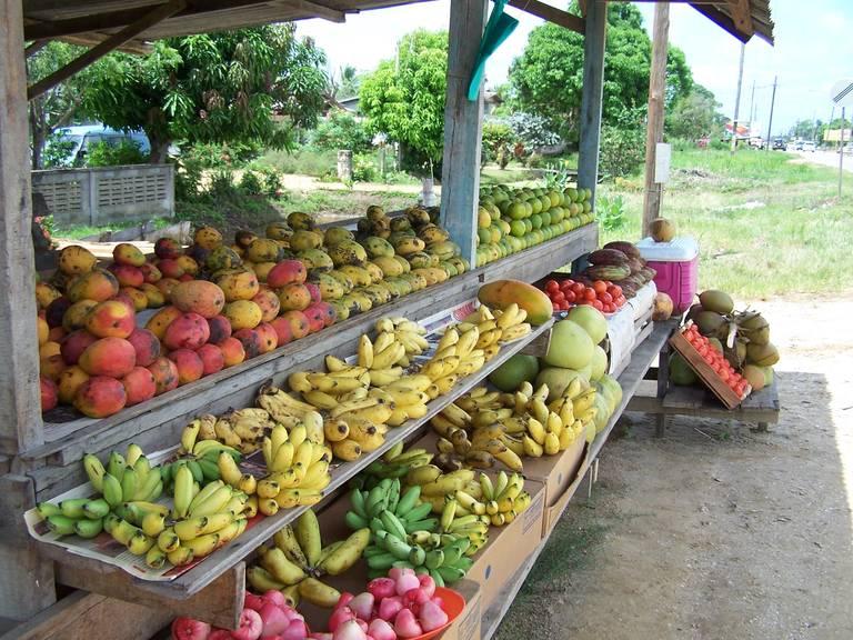 Fruitkraam Commewijne