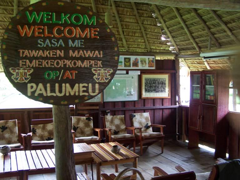 Welkom op Palumeu
