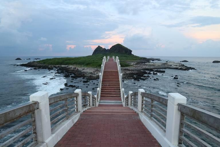 Sanxiantai brug, Taitung